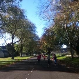 10km Road running
