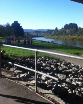 10km River Path