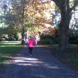 10km Esplanade Autumn Trees
