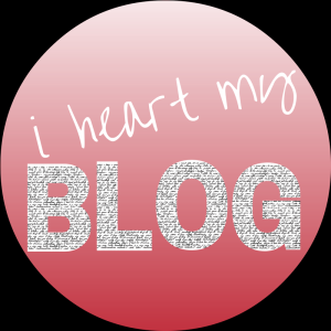 I heart my blog