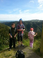 Kids on top of the world