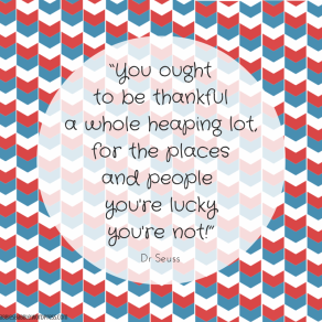 Dr Seuss on Thankful