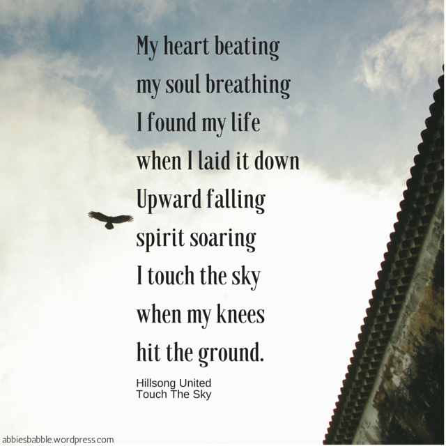Touch the sky Hillsong United