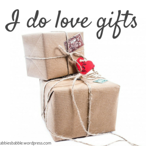 Why I love gifts #abbiesbabble (1)